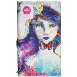 JD MM Butterfly Effect Book Cover | Multicolor